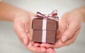 Cadeau vrouw in verwachting