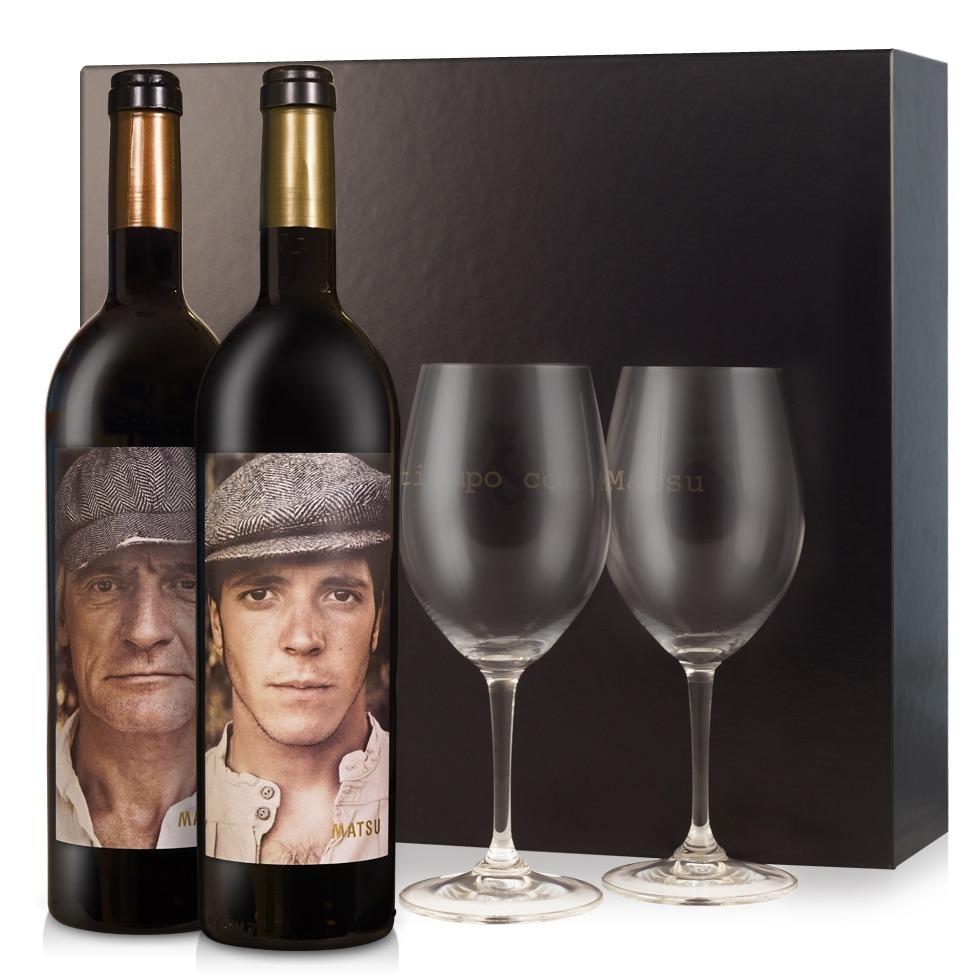 geef een wijnpakket kado