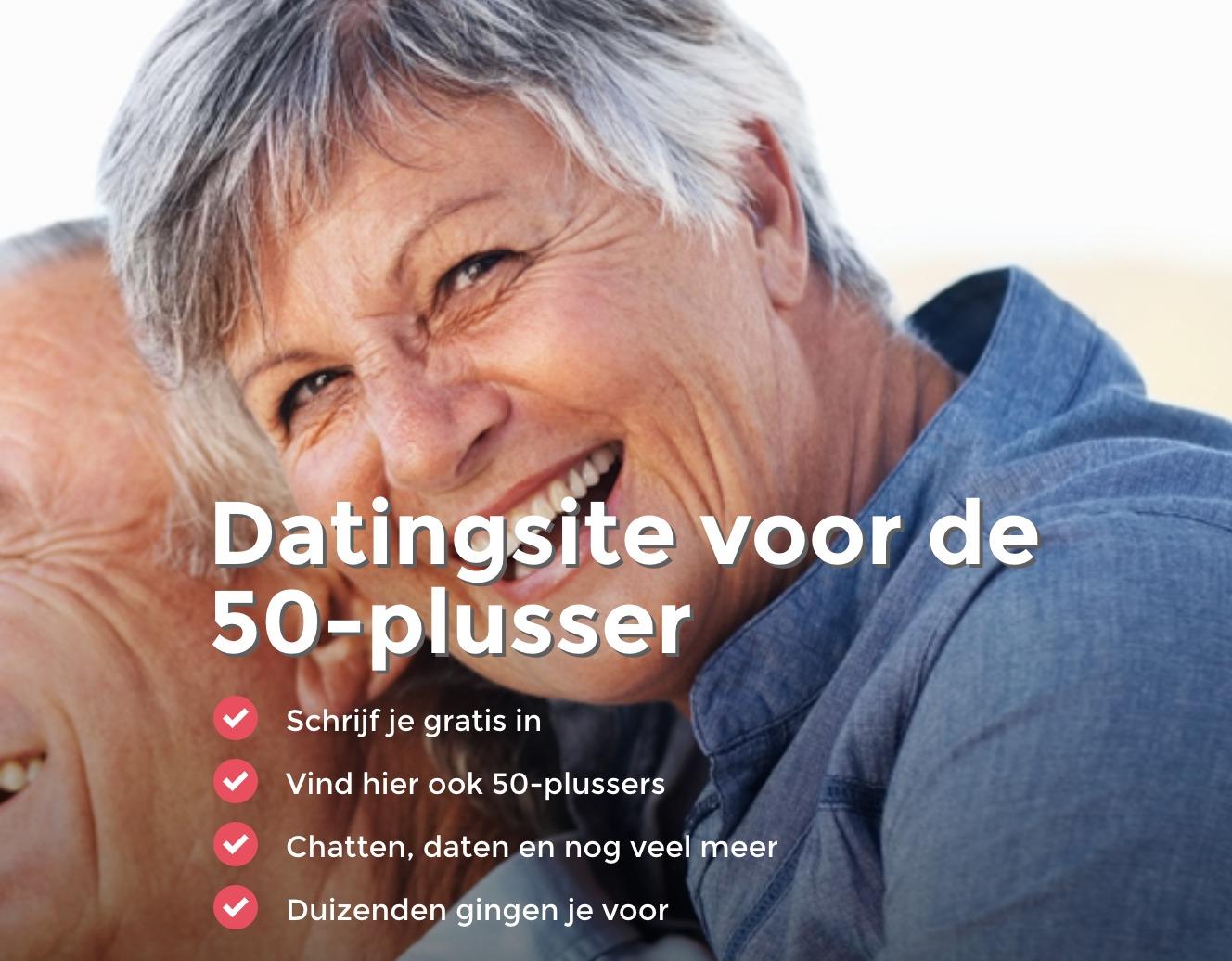 Regel een date vanuit je luie stoel 50 +