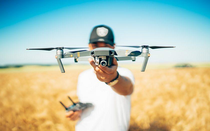 Een uniek cadeau voor speciale gelegenheden Drones